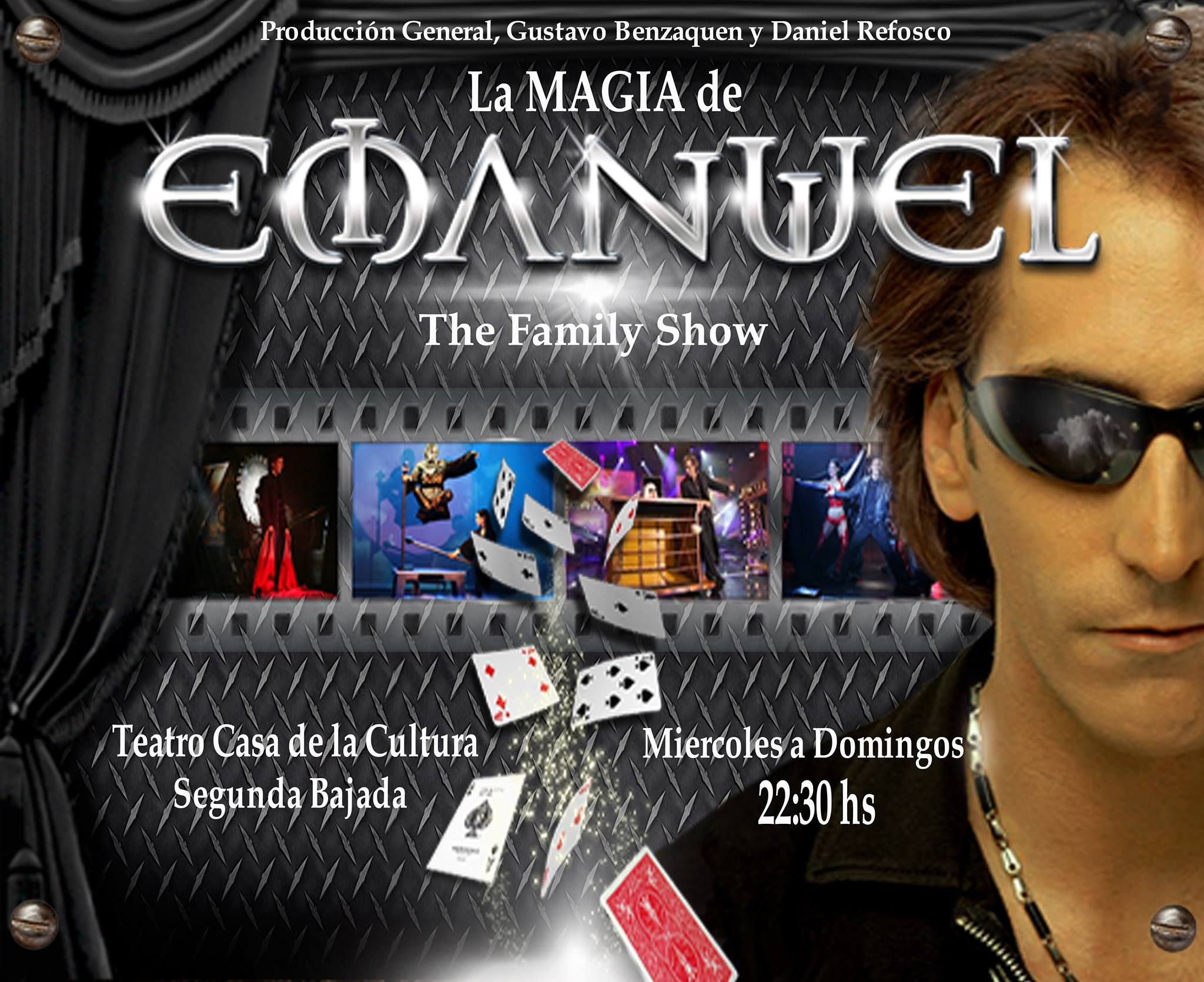 Emanuel Magic - Eventos corporativos 2016