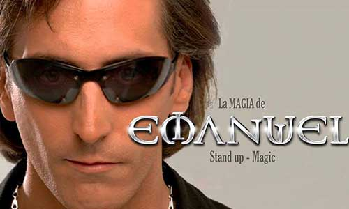 Emanuel Magic - Shows Giras 2016